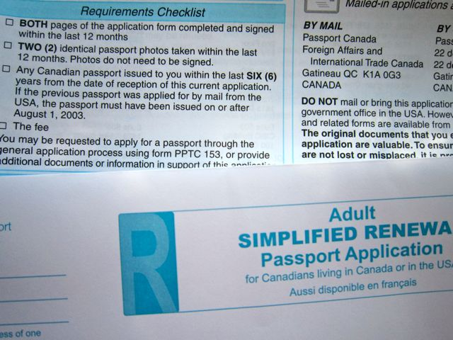 5cs Que Pasa Passport Renewal
